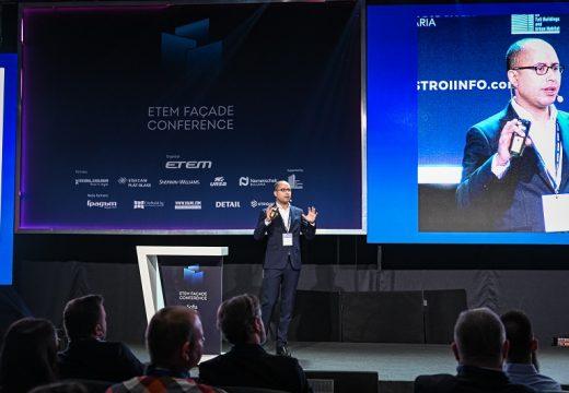 Петата международна фасадна конференция на ЕТЕМ събра световни имена от архитектурата