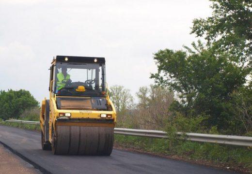 Започва строителство на кръгово кръстовище на пътя Хасково – Димитровград