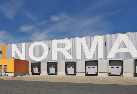 SPU 67 Thermo от Hörmann:  Специално топлоизолирана индустриална секционна врата