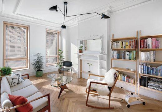 Как 100-годишна къща придоби пасивни характеристики