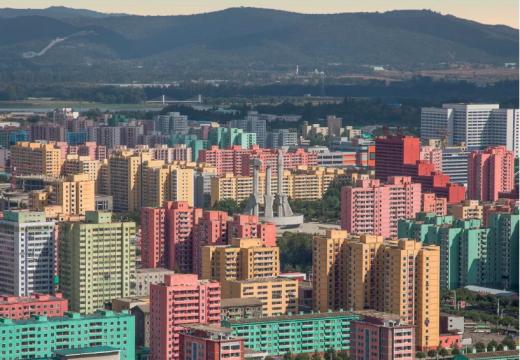 """Пхенян – """"макетният град"""" на Северна Корея"""