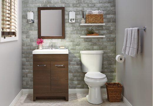 10+ идеи за бързо освежаване на баня