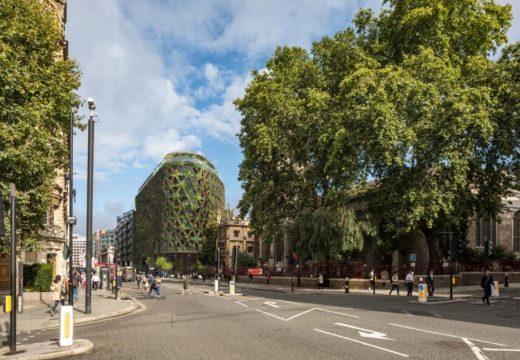 Най-голямата зелена стена в Европа поглъща по 8 тона мръсен въздух