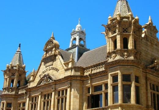 Строителството на Библиотека Мейн в Порт Елизабет – ентусиазъм и подкрепа от държавата
