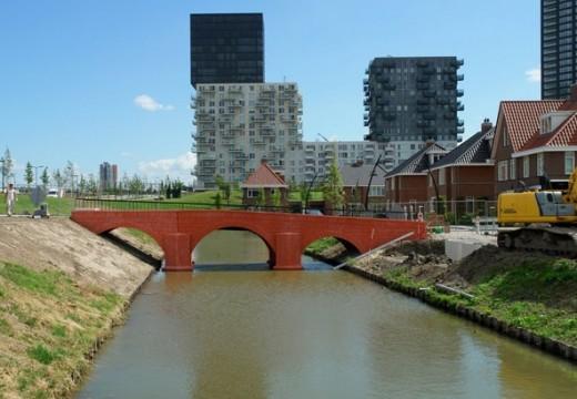 Мостове, вдъхновени от парите на Европа