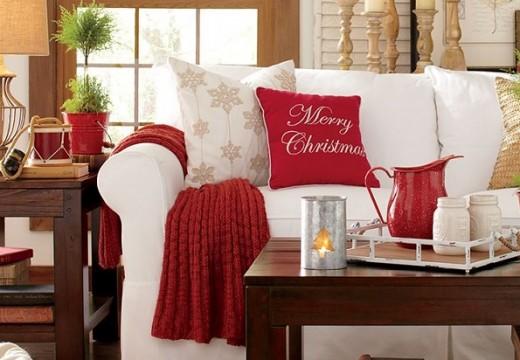 Коледен интериор от Birch Lane