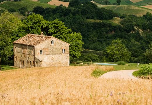 Романтична вила в Тоскана – традиционна и модерна