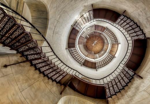 Красиви и модерни вити стълби