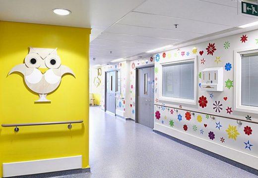 Детска болница – вдъхновение за малки и големи