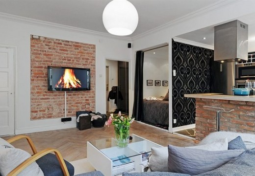 Преустройство на малкия апартамент