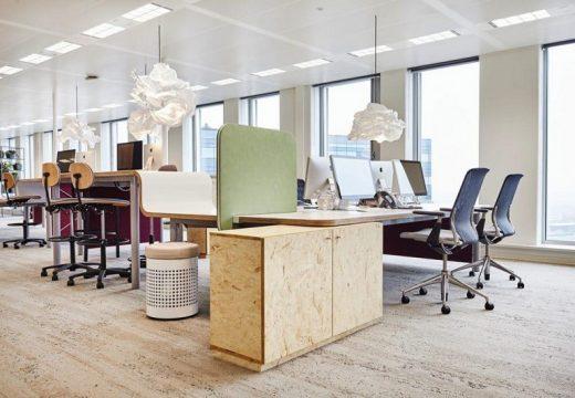 Сделките за офис площи нарастват през 2016 г.