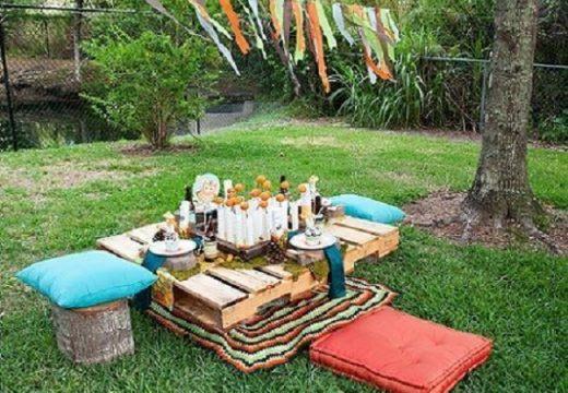 40+ идеи за градинско парти