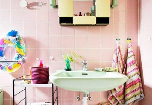 От стара баня във винтидж баня – бързо и лесно