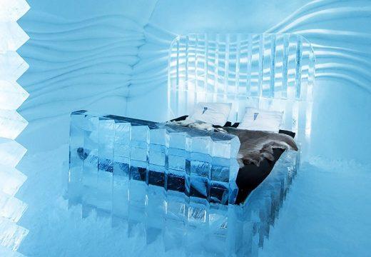 Леденият хотел в Швеция вече ще работи целогодишно