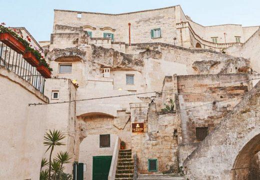Пещери се превърнаха в апартаменти на луксозен хотел