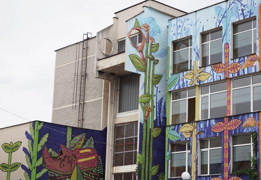 Изрисуват фасади на обществени сгради за 30 000 лв.