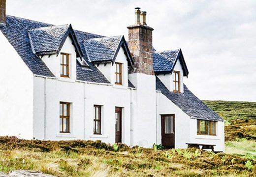 Продават самотен остров в Шотландия за 2.3 млн. долара