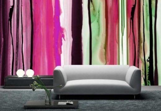 Най-лошите цветове за малки стаи?