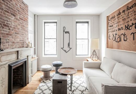 15+ различни идеи за декорация на бели стени