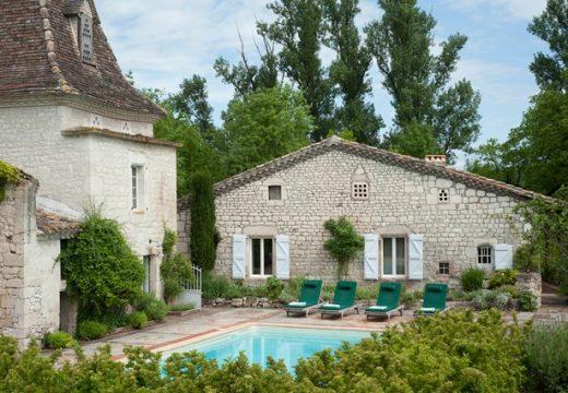 Приказните френски къщи