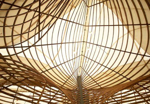 Най-доброто от Архитетектурното биенале с бамбук