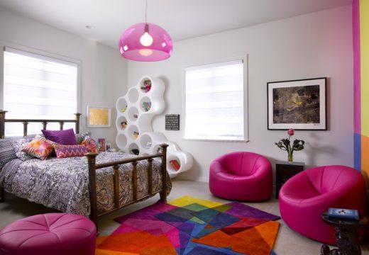 50+ супер идеи за стилни детски стаи