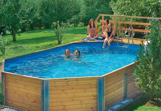 Как да си направим лесно басейн за двора