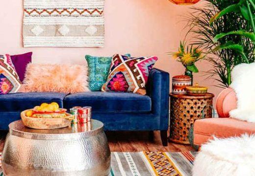 40+ идеи за цветен дом в мексикански интериор