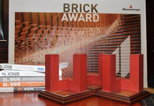 Трима победители от Wienerberger Brick Award