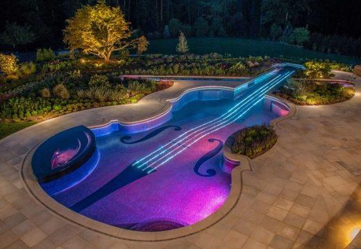Най-лудите басейни на света