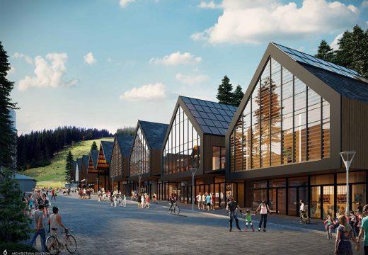 Резултати от конкурса за нов център на Боровец