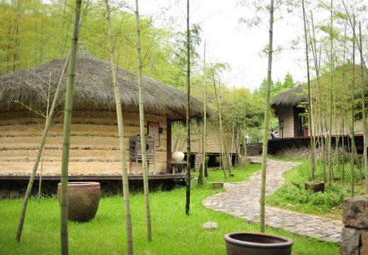 Китайците си построиха екологичен курорт