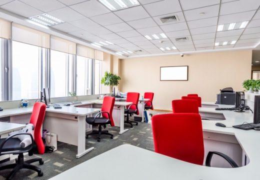 Ръст на новите проекти за офиси