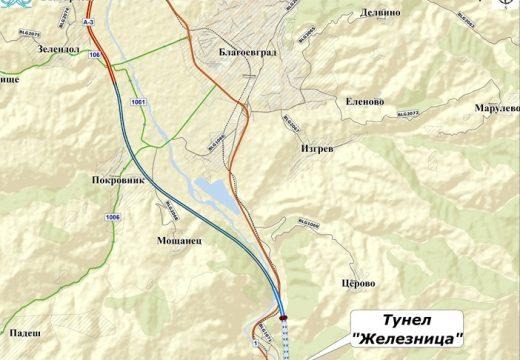 """Нанков издаде разрешение за строителство на 2 км от АМ """"Струма"""""""