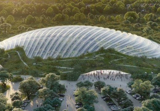 Франция се сдобива със страхотен тропически парк