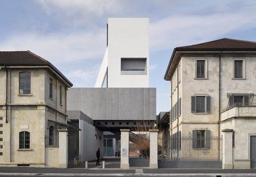 Нова футуристична сграда на Прада променя пейзажа на Милано