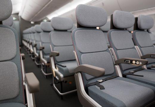 Нова идея за седалки променя начина, по който летим