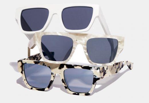 Боклукът от океаните става на дизайнерски очила