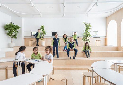 Училищна зала взе голямата награда за българска архитектура