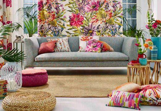 5 модерни начина да използваме флорални мотиви