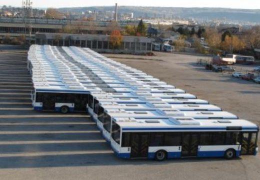 Градският транспорт във Варна пред фалит