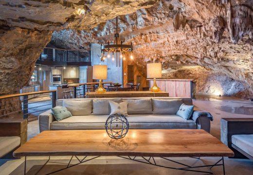 Най-луксозната пещера в света (СНИМКИ)