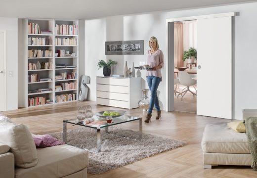 Оптимално използване на помещенията с плъзгащи се врати Hörmann