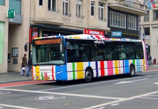 Градският транспорт в Люксембург става напълно безплатен