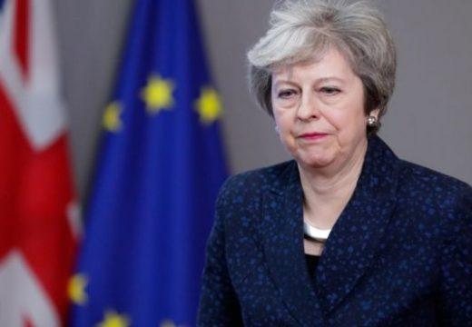 Строителството на Острова в застой заради Брекзит