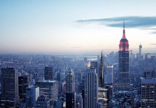 MAD Architects представиха органичен небостъргач