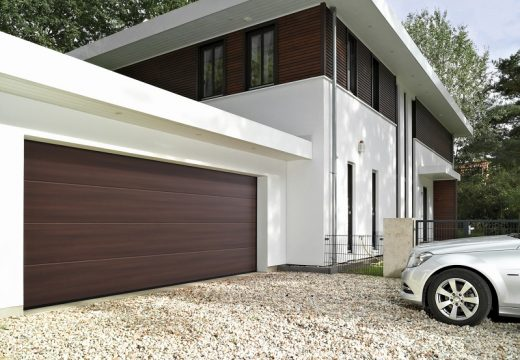 Още по-разнообразно оформление на гаражни врати Duragrain