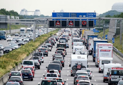 Тол таксите в Германия – дискриминация срещу чужденците