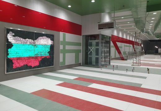 Как ще изглеждат новите станции на метрото (снимки)