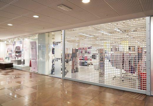 Висококачествена врата за магазини ShopRoller SR от Hörmann